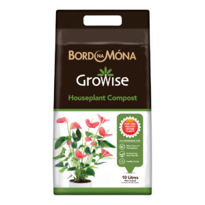 Bord na Mona Growise Houseplant Compost 10L