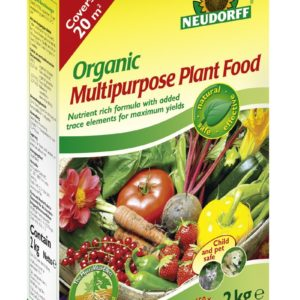 Neudorff Organic Multipurpose Plant Food