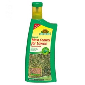 Neudorff Organic Moss Control for Lawns
