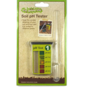 The Good Life Soil pH Tester